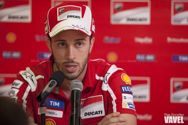 Foto: Dovizio en rueda de prensa / Foto: Marc González