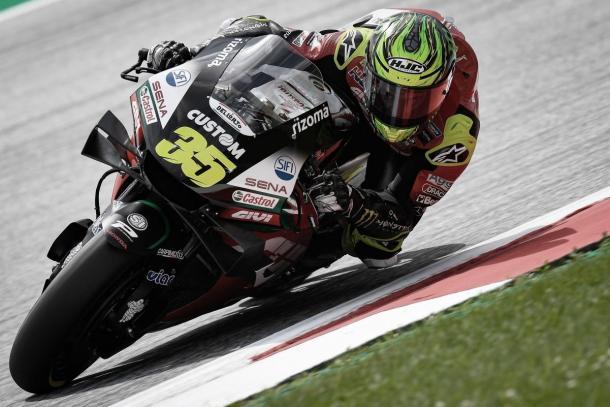 Cal Crutchlow / Fuente: MotoGP
