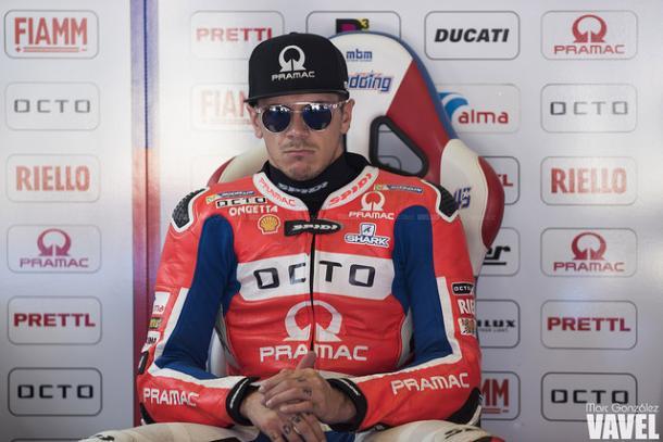 Scott Redding en el GP de Cataluña | Foto: Marc González - VAVEL