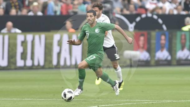 Fuente: Federación de Arabia Saudí de fútbol