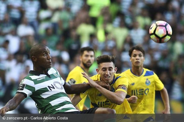 Sporting vs. Porto | Fuente: Carlos Alberto Costa
