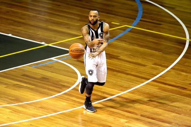 Renovação de Jamaal é a grande prioridade. | Foto: Vitor Silva/SS Press/Botafogo
