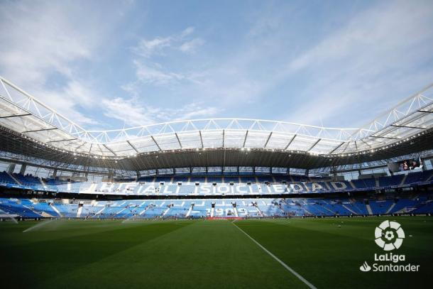 Estadio Municipal de Anoeta / Foto: LaLiga