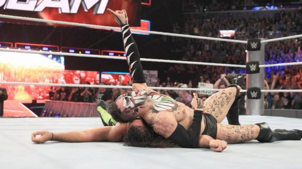 Finn Balor becomes the inaugural WWE Universal Champion