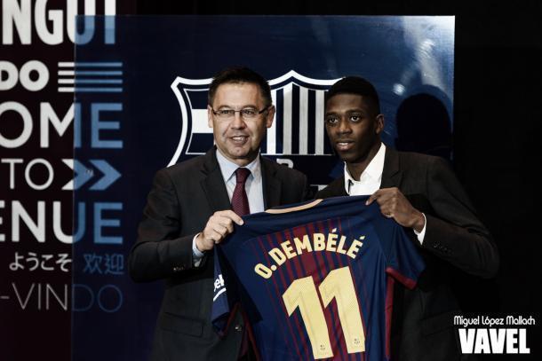 Dembelé: