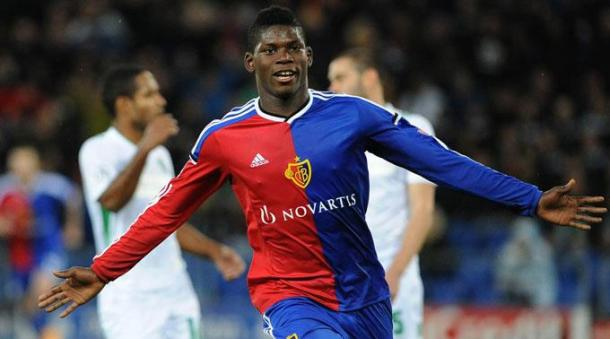 Embolo is reportedly a target for Spurs this summer | Photo: Getty