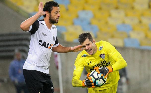 Em cinco jogos contra o Fluminense na carreira, Fred nunca venceu (Foto: Divulgação/Fluminense FC)
