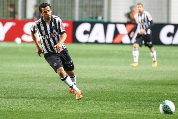 Fred passou mais um jogo sem balançar as redes (Foto: Bruno Cantini/Atlético-MG)