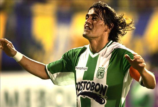 Galván Rey, un goleador argentino que mostró toda su calidad. | Foto: CONMEBOL