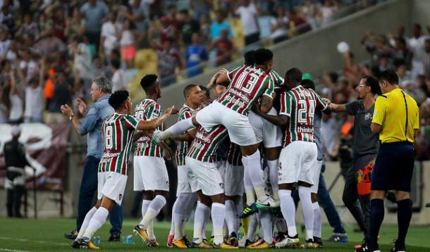 e53eba8752 Resultado LDU 2x1 Fluminense pela Copa Sul-Americana 2017 - VAVEL.com