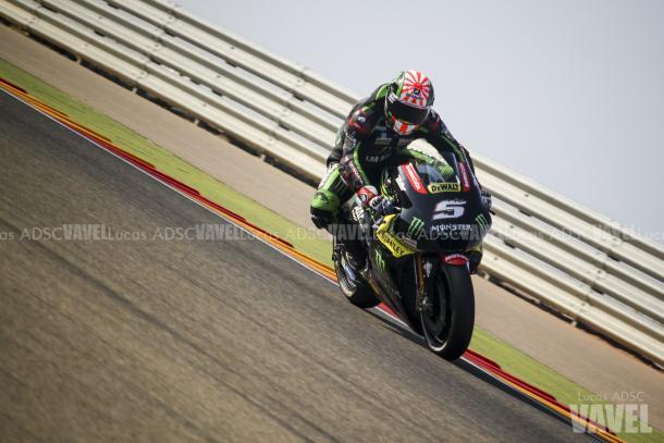 Zarco durante el Gran Premio de Aragón / Foto: Lucas ADSC VAVEL