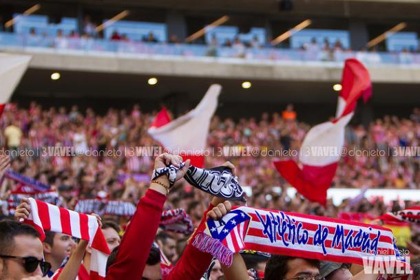 El Atlético ya tiene nueva casa | Foto: Daniel Nieto - VAVEL