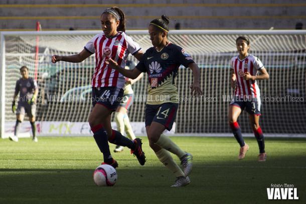 Chivas y Pachuca, finalistas de la porimera Liga MX Femenil