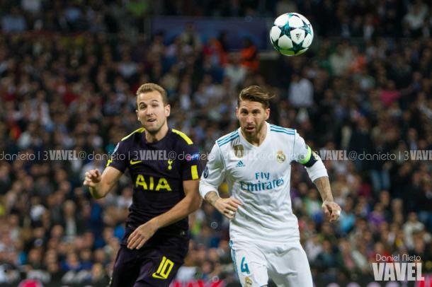 Tottenham puso de rodillas al Real Madrid   Foto: Daniel Nieto - VAVEL.