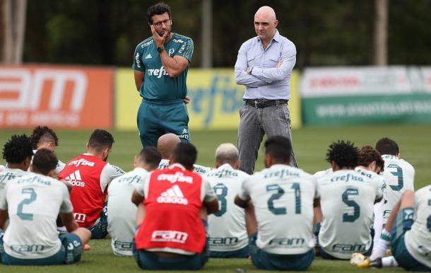 (Foto: Cesar Greco/Ag. Palmeiras/Divulgação)