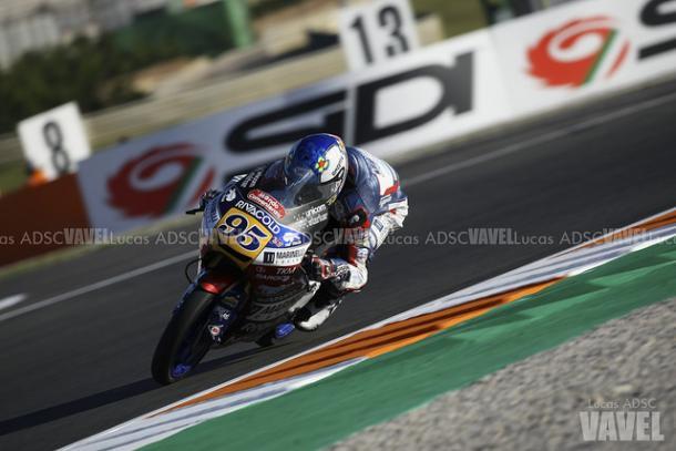 Jules Danilo en el GP de Valencia | Foto: Lucas ADSC (VAVEL)