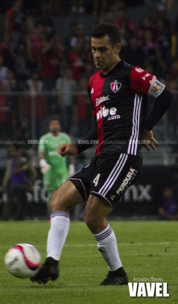 Rafa Márquez   Fuente: VAVEL.