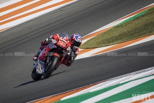 Fabio Quartararo, piloto del Speed Up | Foto: Lucas ADSC - VAVEL