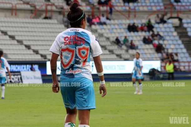Ángeles consiguió su segundo gol del torneo