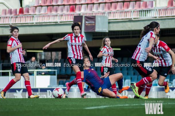 Imagen del Barça - Athletic de la pasada campaña | Foto: VAVEL