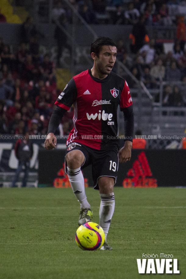Juan Pablo Vigón. Fuente: VAVEL.com.