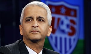 Gulati's time at the top of the federation is coming to a close | Source: Elise Amendola-AP