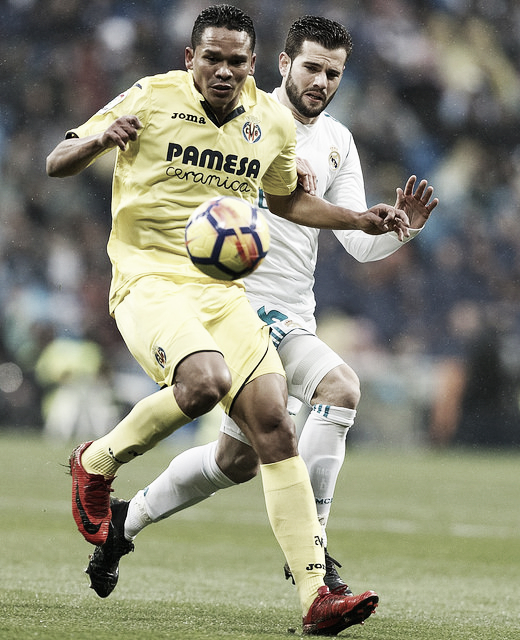 Bacca quiere marcarle al Real Madrid | Foto: Real Madrid C.F.