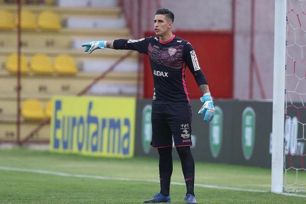 Cucato foi herói da classificação do Audax na Copa SP contra o Atlético-MG (Foto: Divulgação/RV Sports)