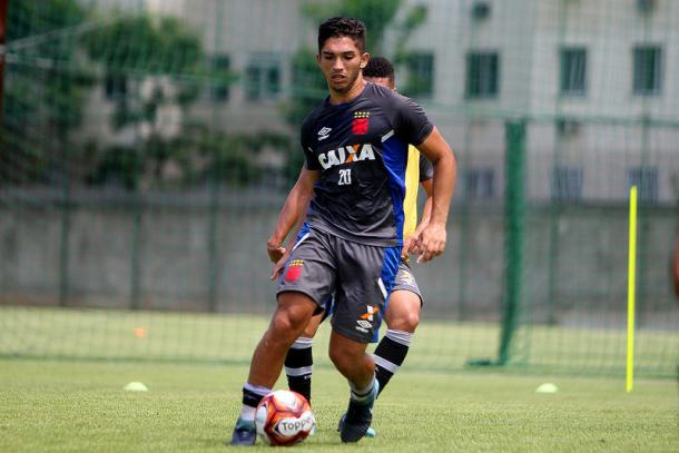 Paulo Fernades / Vasco.com.br