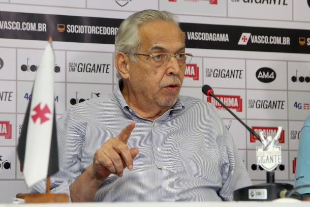 Carioca: Vasco divulga nota de repúdio a Julio Brant: