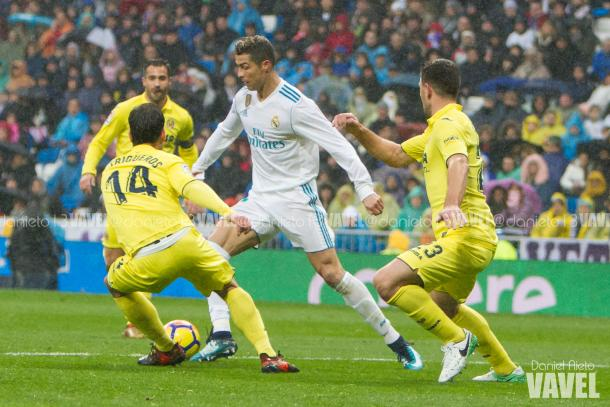 Último partido del Real Madrid como local | Foto: Dani Nieto (VAVEL)