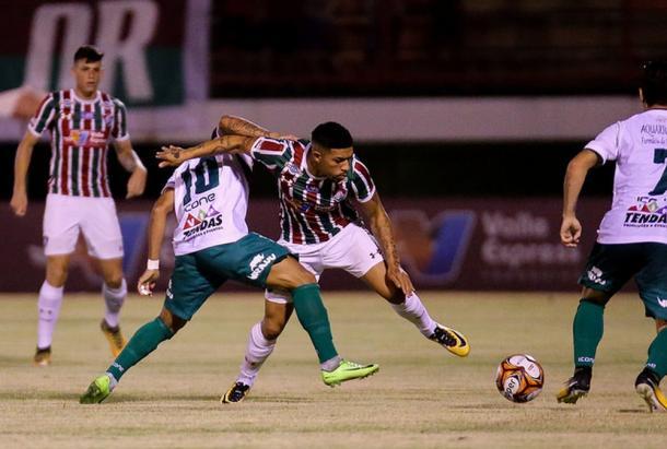 (Foto: Lucas Merçon/Fluminense FC)