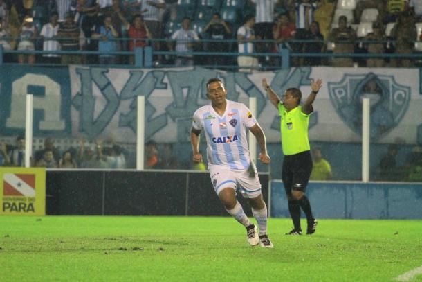 Papão vem embalado depois de garantir classificação à final do Paraense (Foto: Fernando Torres/Paysandu)