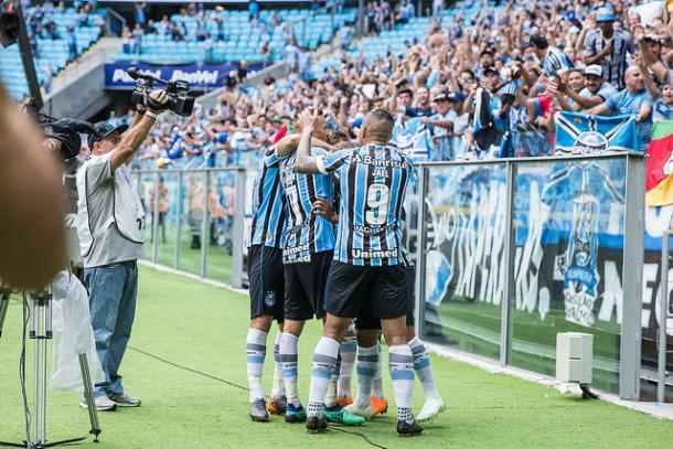 (Foto: Lucas Uebel / Grêmio FBPA)