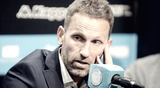 Bernardi es consciente de la dificultad del rival. / Foto: MundoD