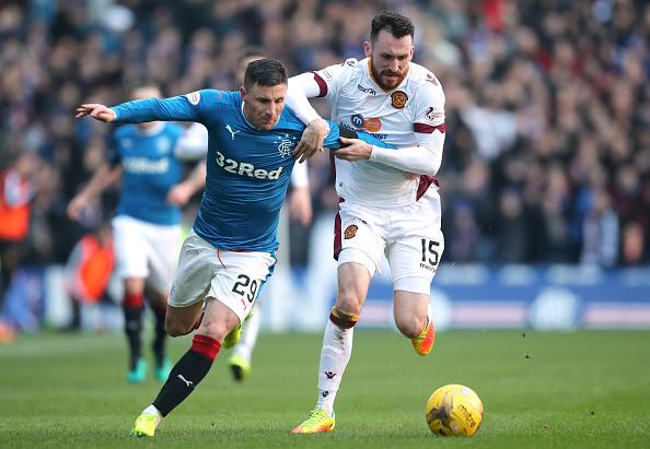 O'Halloran marcou cinco vezes em 16 participações na liga escocesa (Foto: Jane Barlow/Getty Images)