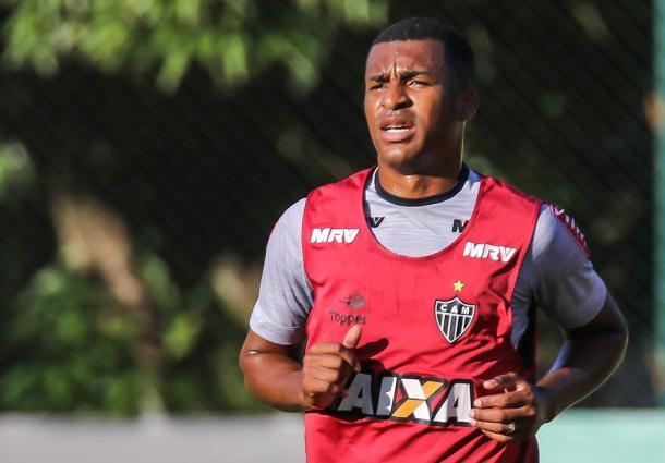 Erazo será jogador do Vasco ao final da Florida Cup (Foto: Bruno Cantini/Atlético)