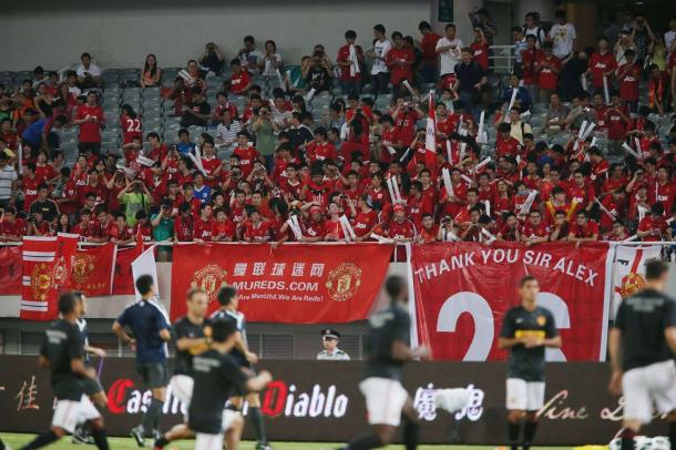 The Reds have always been followed well in the Far East (Getty Images)