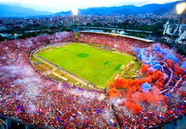 Foto: Estadio Atanadio Girardot