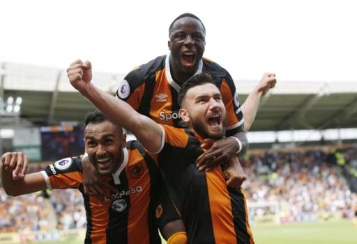 Snodgrass celebrates his winner (photo : Getty Images)