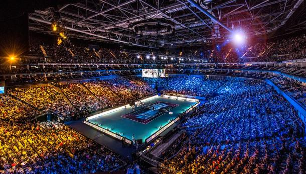 ATP World Tour Finals (Fotografía: zimbio.com)