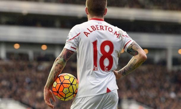 Alberto Moreno se ha vuelto un fijo tras la llegada de Klopp. Foto: Liverpool FC