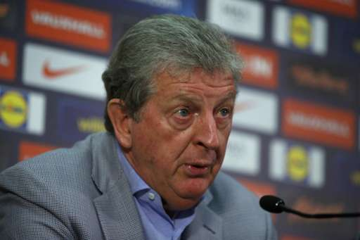 Hodgson is more than happy with the players at his disposal. (Photo: Reuters)