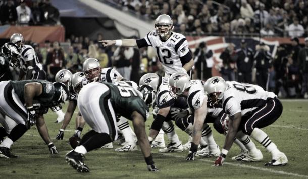 Super Bowl XXXIX. Foto: Eagles
