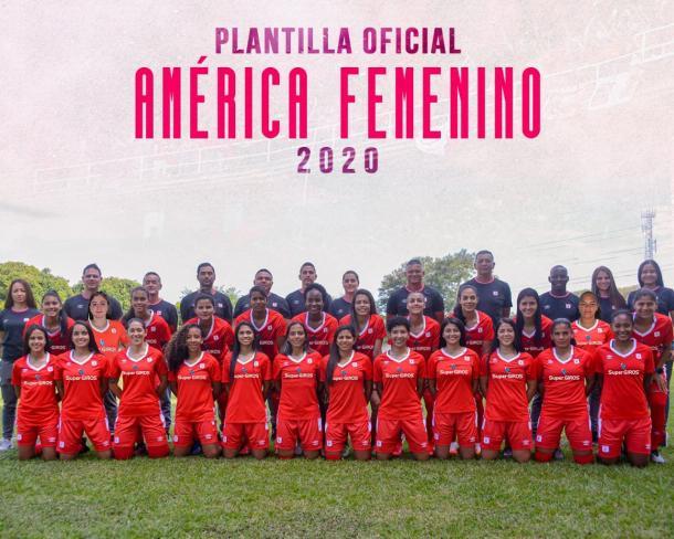 Foto: América de Cali Femenino