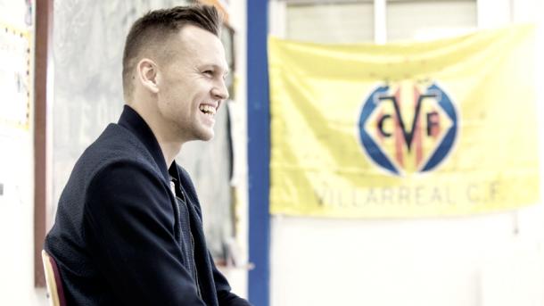 El extremo ruso vive su tercera temporada en el Villarreal, siendo suplente en la mayoría de encuentros | Foto: web oficial del Villarreal CF