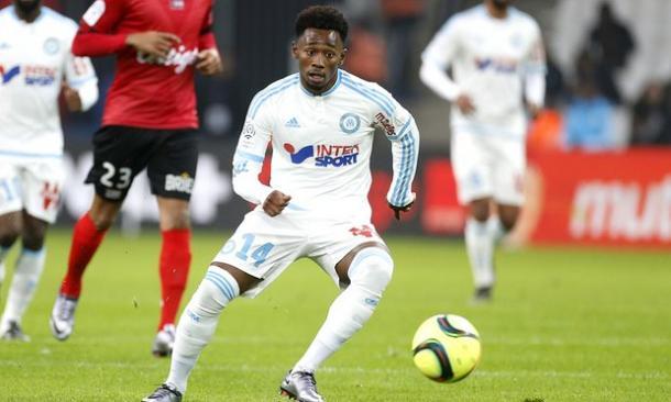 Nkoudou had impressed alot of clubs last season | Photo: Getty