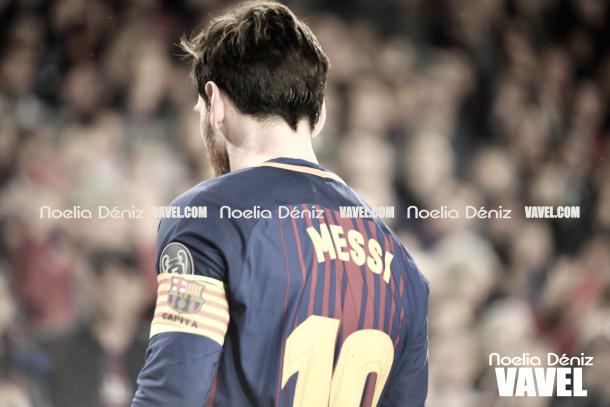 Leo Messi, el revulsivo azulgrana | Foto de Noelia Déniz, VAVEL