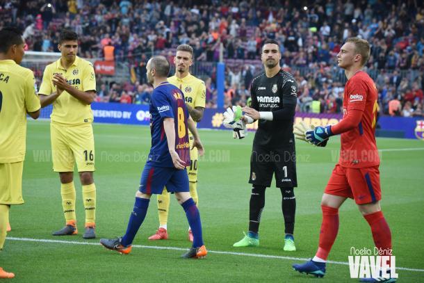El Barça completa una temporada fantástica con un gran doblete. | Foto: Noelia Déniz (VAVEL)