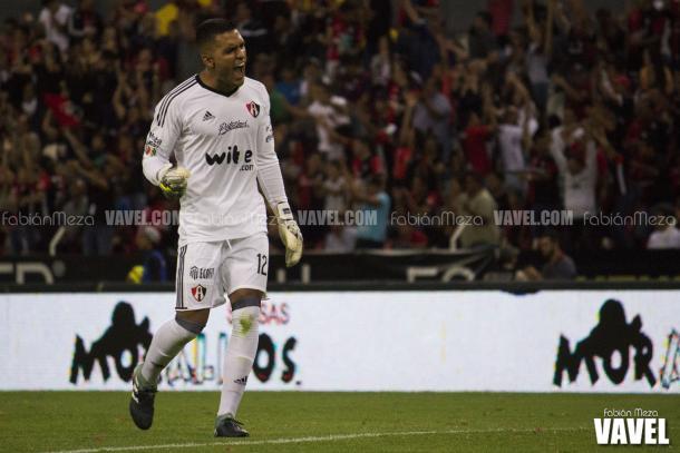 Pachuca empata con Atlas en la fecha 17 del Clausura 2018